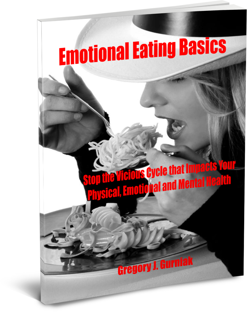 Picture of the cover of the Emotional Eating Basics Report